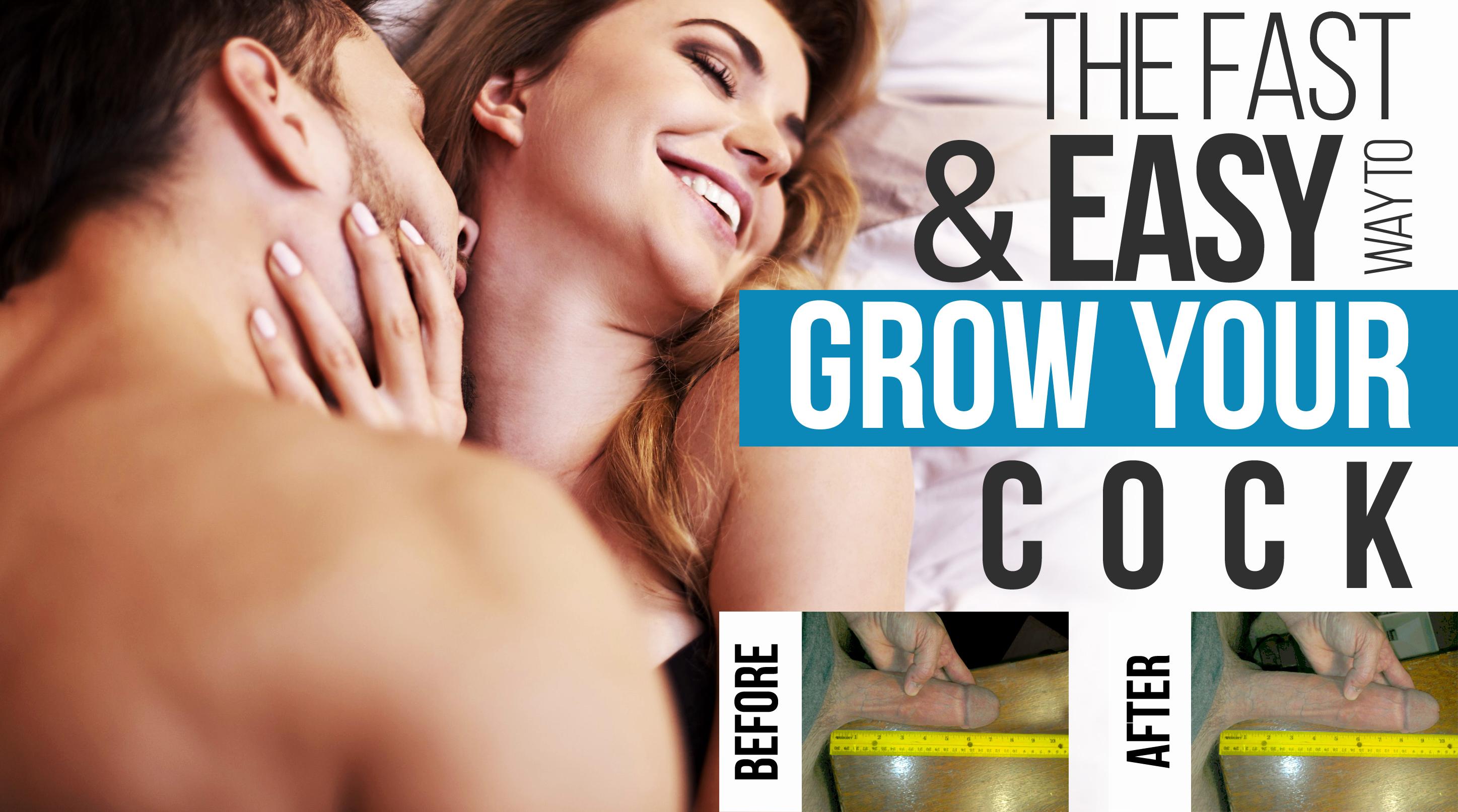 Grow A Bigger Cock 27